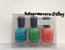 Zoya Glass Fleck Effect Polish 3 Pc Set