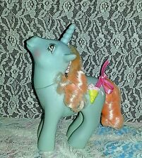 Vintage My little pony G1 *COCO BERRY* [Sundae Best Ponies] Unicorn ~smells nice