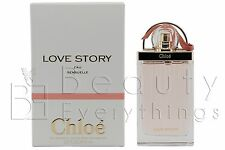 Chloe Love Story Eau Sensuelle 2.5oz / 75ml EDP Spray NIB Sealed For Women