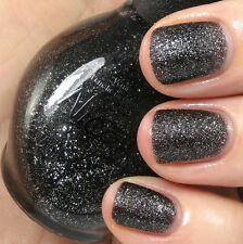 NEW! Nicole By OPI nail polish lacquer A-NISE TREAT ~ Gumdrops collection BLACK
