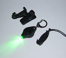 LRI FMG Photon Freedom LED Keychain Micro-Light, Green Beam