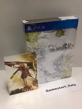 FINAL FANTASY TYPE-0 HD COLLECTOR'S EDITION PS4 NEW SQUARE ENIX STORE EXCLUSIVE