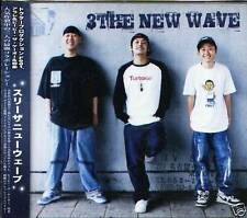 3 THE NEW WAVE - Japan CD ARARE,B.B THE K.O Doraku