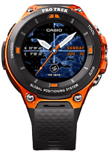 CASIO NEW SMART WATCH WSD-F20-RG ROLLING MAP! NEW FOR APRIL 2017