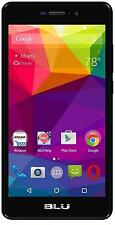 BLU Life XL L0050UU 8GB Unlocked GSM 4G LTE Quad-Core Phone - Black