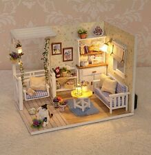 Doll's House DIY Room With Furniture 1:24 scale - UK Business