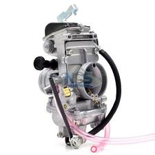 Mikuni 33mm Accelerator Pump Flat Slide Performance Carburetor Carb TM33-8012