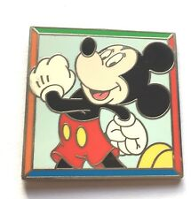 Disney Pin Badge Mickey and Friends Puzzle Pin - Mickey Mouse