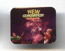 Disneyland Paris Trading Pin Mickey Mouse New Generation Festival Disney Pixar