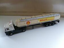 Truck with Tanker Shell - 1998 - Kentoys - White - China