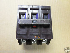 WADSWORTH 3 Pole 60 Amp c360 CIRCUIT BREAKER