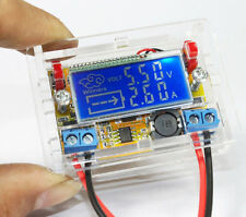 NEW DC-DC Step-Down Power Supply Adjustable Module with LCD Display