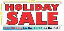 HOLIDAY SALE Banner Sign for 4th of july Christmas Thanksgiving Presidents Day