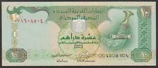 TWN - UNITED ARAB EMIRATES 27a - 10 Dirhams 2009 UNC