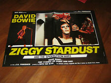 FOTOBUSTA,1984,DAVID BOWIE ZIGGY STARDUST and the Spiders from Mars