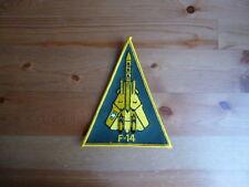 VF Triangle Patch Original Squadron F-14 Tomcat NAS Miramar US Navy Oceana Rare