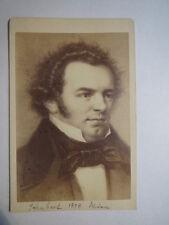 Franz Schubert - Altes Bildnis / CDV