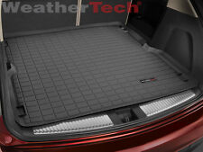 WeatherTech Cargo Liner for Acura MDX - Behind 2nd Row - 2014-2017 - Black