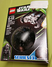 Lego 75008 Star Wars TIE BOMBER Fighter Minifigure Empire VADER Pilot Asteroid