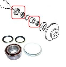FRONT WHEEL BEARING REPAIR KIT FOR LEXUS RX300 TOYOTA CAMRY CELICA HARRIER RAV4