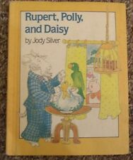 Rupert Polly And Daisy Jody Silver Children's Book 1984