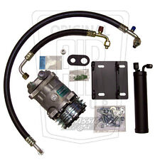1964-65 FORD MUSTANG V8 Hi-Po AC Compressor Upgrade Kit A/C Air Conditioning