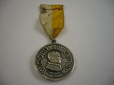 Medalla congreso eucarístico internacional, Barcelona 1952, Pacem Meam do vobis