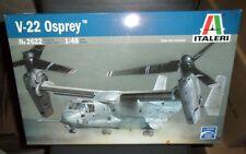 2622 V-22 Osprey ITALERI 1/48  plastic model kit