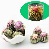 5 PCS Jasmine Tea different blooming Flower Tea, ypes of Gift Blooming Tea /