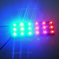18 LED Burst Flash Light Strobe Warning lamp Motorcycle bicycle car Field Alert