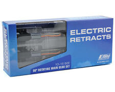 BRAND NEW E-FLITE 10 - 15 90 DEGREE ROTATING ELECTRIC RETRACTS EFLG120 !!!