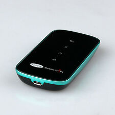 7.2Mbs Wireless 3G Wifi router Modem Mifi Mobile Hotspot with SIM Card Slot