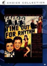 Time Out for Rhythm (DVD, 2012)