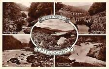 Pitlochry Garry Bridge Rocks Soldier's Leap River Tummel Falls Queen's View