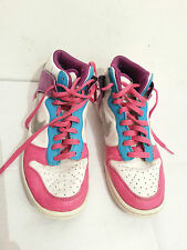 Nike iD trainers Nike Zoom ladies womans trainers sport shoe high top dunks