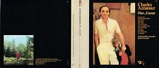 CD Charles AZNAVOUR Hier encore (1975) Gatefold Card board sleeve Replica