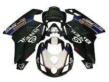 Body Panel Fairing Kit for Ducati 749 999 2003 2004 Matte Black BREIL Edition