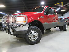 2003 Ford F-350 XLT 7.3-LITER DIESEL 4X4 SUPER-CAB 6-SPEED MANUAL