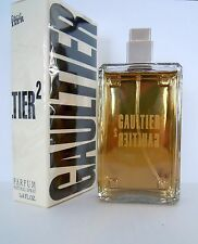 Jean Paul Gaultier Gaultier ² 2 EDP EAU DE PARFUM 120ml Spray Nuovo OVP In Pellicola