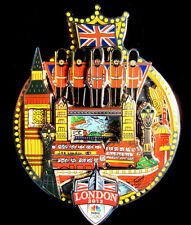 NBC Fazzino Limited Editiion LONDON CITY pin for 2012 Olympics-New in Tin!
