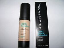 Youngblood Mineral Cosmetics Liquid Foundation PEBBLE