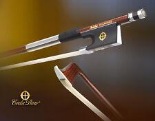 NEW CodaBow Diamond GX Carbon Fiber Violin Bow, Lifetime Warranty