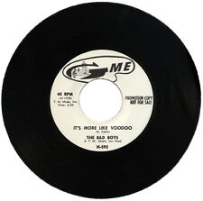 "THE BAD BOYS  ""IT'S MORE LIKE VOODOO""  NORTHERN SOUL / CLUB CLASSIC     LISTEN!"