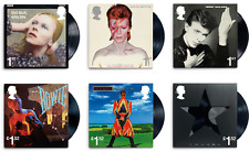 Great Britain - 2017 DAVID BOWIE- SET (PRE ORDER- ISSUED 14th March)