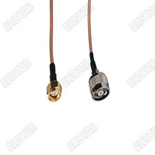 RP-TNC plug (female pin) to SMA plug Pigtail Coax Cable RG316 15cm for WiFi