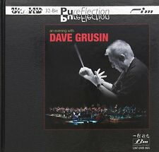 Dave Grusin - An Evening With+++UHD-CD++First Impression Music+NEU++OVP