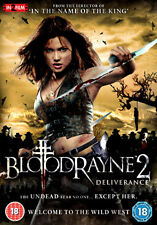 BLOODRAYNE 2 - DVD - REGION 2 UK