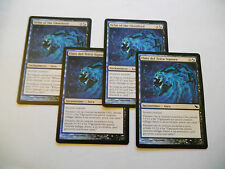 4x MTG Helm of the Ghastlord-Elmo del Tetro Signore Magic EDH SHM ITA-ING x4