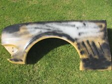 HT HG GTS MONARO HOLDEN MUD GUARD FENDER FRONT LEFT SIDE STEEL REPLACEMENT