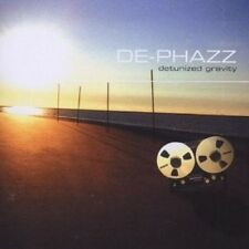 "DE-PHAZZ ""DETUNIZED GRAVITY""  CD NEW+"